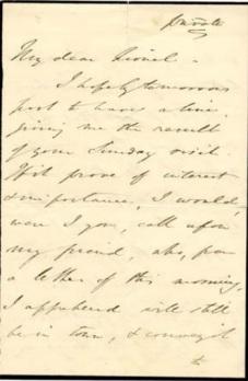 disraeli rothschild 1847