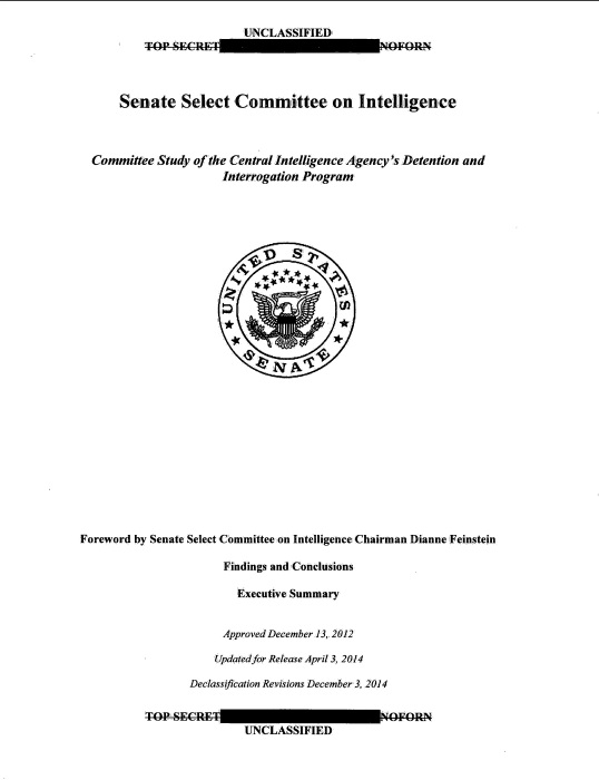 informe senado torturas cia
