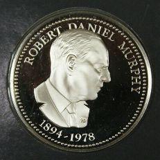 Robert-Daniel-Murphy-Proof-Silver-Medal-The-Franklin