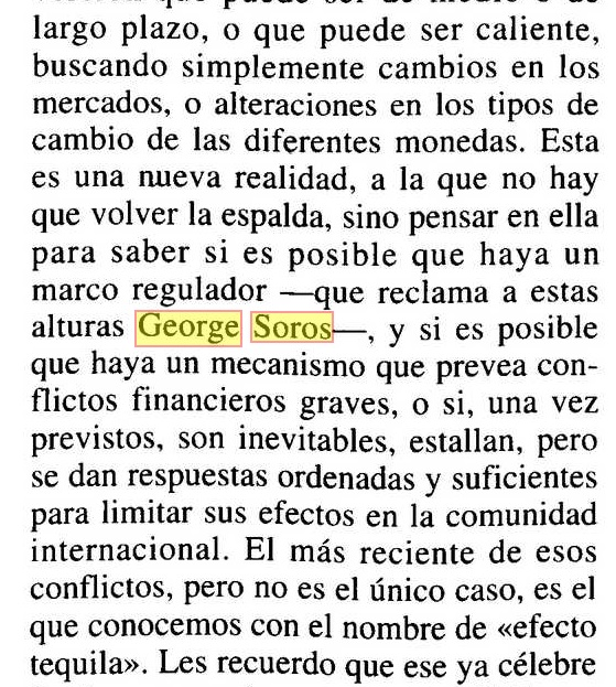 George Soros Leviatan 1999 1